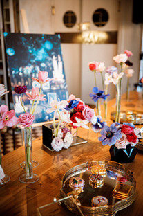 Harper's Bazaar and Estée Lauder Held Joint Brunch