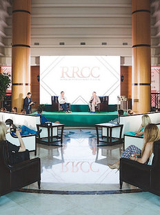 Robb Report & Crocus Club Hold Second Meeting
