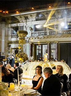 Новогодний бал Harper's Bazaar претендует на премию «Событие года»