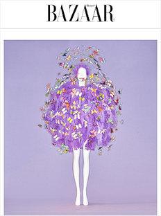 Harper's Bazaar: лучшие выставки омире моды