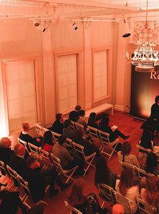 Музыкальный вечер в«Гостиной Robb Report»