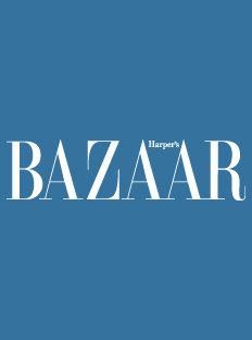 Harper's Bazaar поддержит ноябрьский выпуск рекламной кампанией