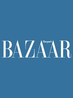 Рекламная кампания Harper's Bazaar