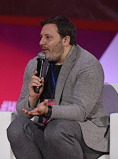 Сергей Минаев провёл две сессии наНациональном рекламном форуме
