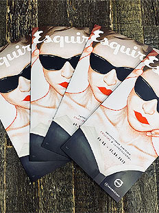Esquire Issues Invitation to Literary Breakfast