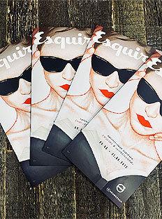 Esquire приглашает на литературные завтраки