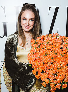 Grazia Holds Anniversary Party