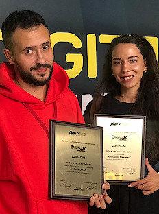 Independent Media получил две премии Digital Communications Awards
