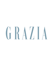 Grazia Now Available in the USA
