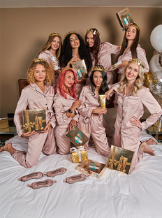 Cosmopolitan and Pantene Throw Bachelorette Beauty Party