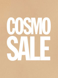 Cosmo Sale: удачный шопинг со скидками до50%