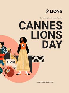 Domashny Ochag on Cannes Lions Day