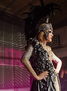 Cosmopolitan устроил вечеринку в духе Met Gala
