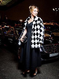 Harper's Bazaar провёл новогодний бал в стиле итальянского кино