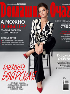Domashny Ochag in November