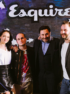 Esquire Stories Hosts Open Reading