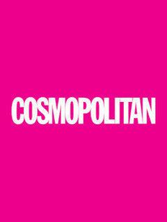 Рекламная кампания апрельского Cosmopolitan