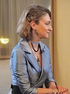 Алёна Пенева о Cosmo, стиле и женской силе