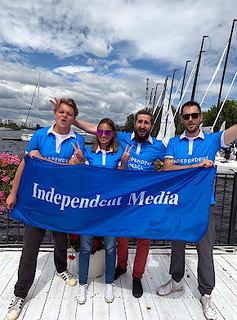Команда Independent Media покорила волны и ветер на регате PROyachting Cup 2019