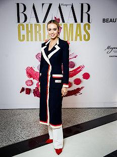 Harper's Bazaar провёл день красоты