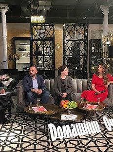 Domashny Ochag Talk Show Airs New Episode