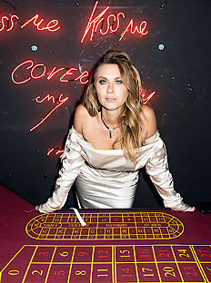 Harper's Bazaar Held Casino Party