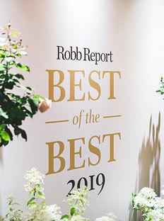 Robb Report Russia Held Gala Dinner