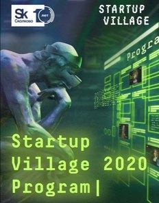 «Популярная механика» наконференции Startup Village Livestream'20