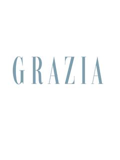 Grazia теперь и в США
