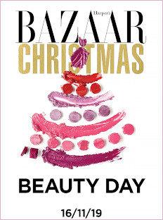 Harper's Bazaar настроит на новогоднюю волну