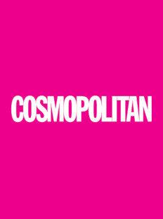 Любимый журнал? Конечно, Cosmopolitan!