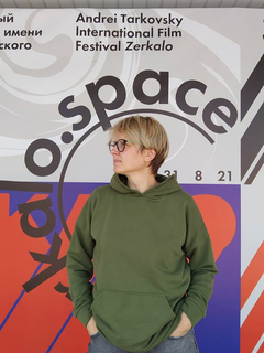 Domashny Ochag Chief Editor Spoke at Tarkovsky Festival