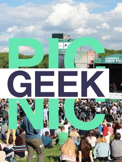 Popular Mechanics Partnered Geek Picnic Festival