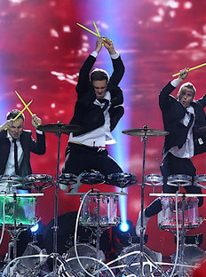 """Independent Media to Partner """"Mirrors"""" Drum Show by Vasiliev Groove"""