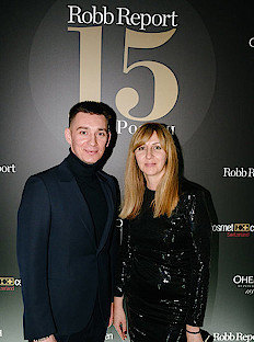Robb Report Russia: 15 Years of Success