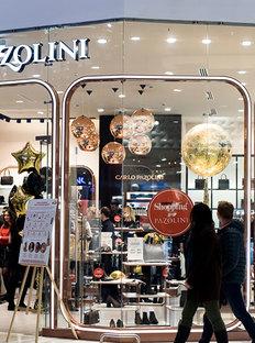 Cosmopolitan Shopping Party in Pazolini Boutique