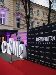 Cosmopolitan Man Awards: Time for the Best